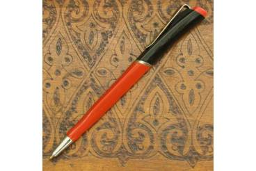 Triangle Grip Vintage Ball Point Pen Signed INCO Poland