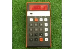 ELKA Vintage Pocket Calculator Bulgaria 1970s As Is Repair