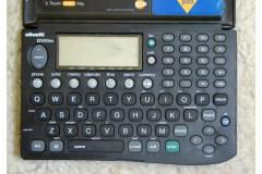 Olivetti D300 Pocket Organizer Data Bank Digital Diary Calculator Used Works