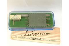 MARKANT Lineator Griffel M100 Vintage Ink Drafting Pen Boxed