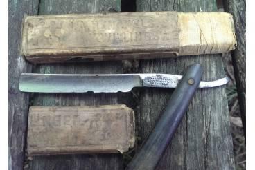 Thomas Turner Vintage Straight Blade Shave Razor