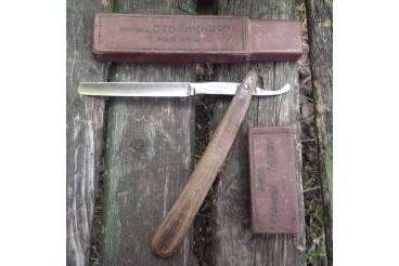 Adam $ Eve Vintage Straight Blade Shave Razor Boxed