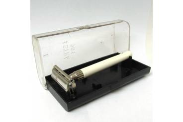 Astra 901 Vintage Safety Double Edge Shave Razor Boxed