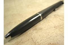 Balograf Epoca Vintage Retractable Ball Point Pen Grey Used Sweden