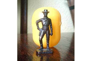 J. W. Hardin Kinder Surprise Metal Soldier Figurine