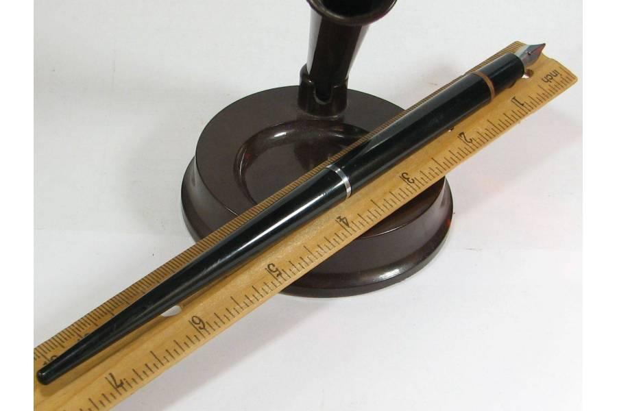 """Flaro"" Vintage Fountain Pen Desktop Writing Instrument Office Bank Stationery"