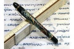 Vintage Fountain Pen - Girl Student Starter - CREEKS France - Leaves