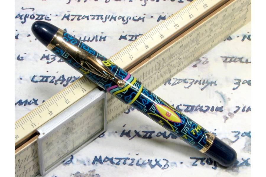 Vintage Fountain Pen - Girl Student Starter - CREEKS France - Greek