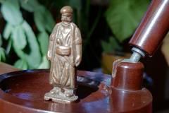 BOSTANCI TURK Soldier Rare Kinder Surprise Size Metal Soldier Figurine