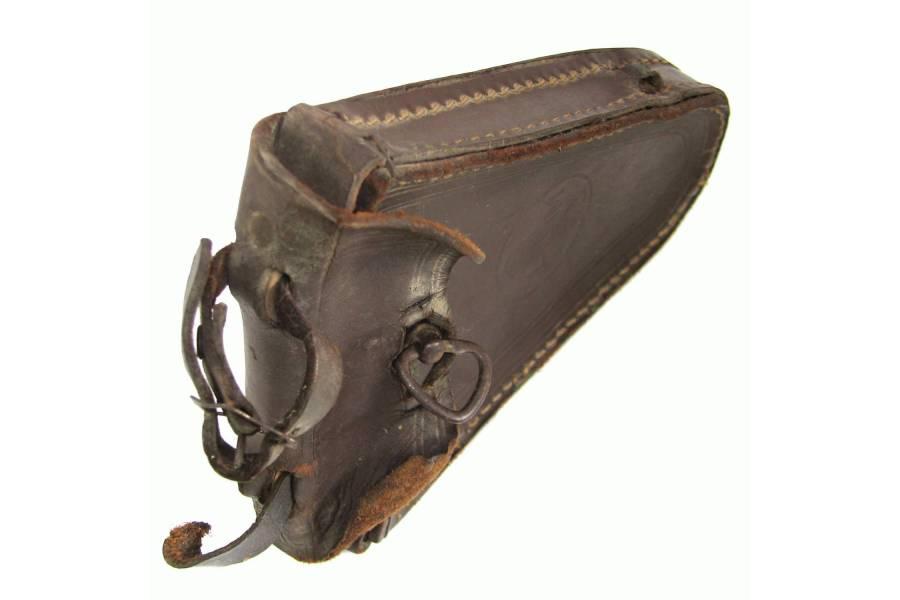 Bicycle Tool Bag : Vintage bike bag bicycle tool pouch brown leather s