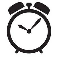 Vintage Alarm Table Clocks Collection